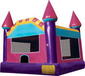 dream castle bounce house jumper