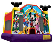 mickey park bounce house jumper