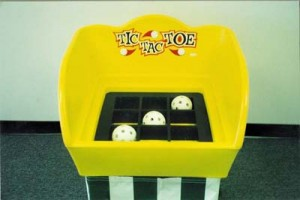 carnival game tic tac toe