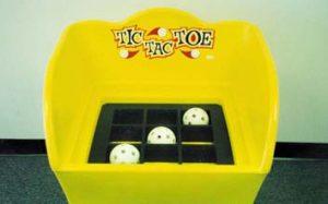 carnival game tic tac toe
