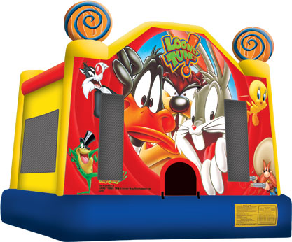 looney tune bounce house jumper big