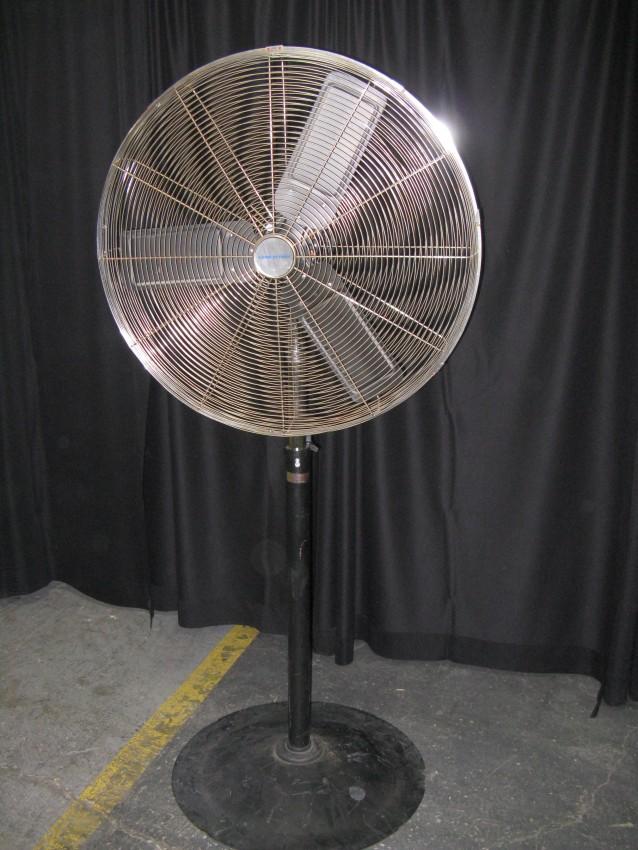 Pedestal Fans Blocking : Inch pedestal fan