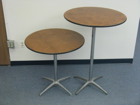 Round Tables Canton Canopy