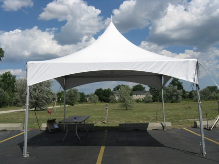 15 X 15 Frame Tent Canton Canopy